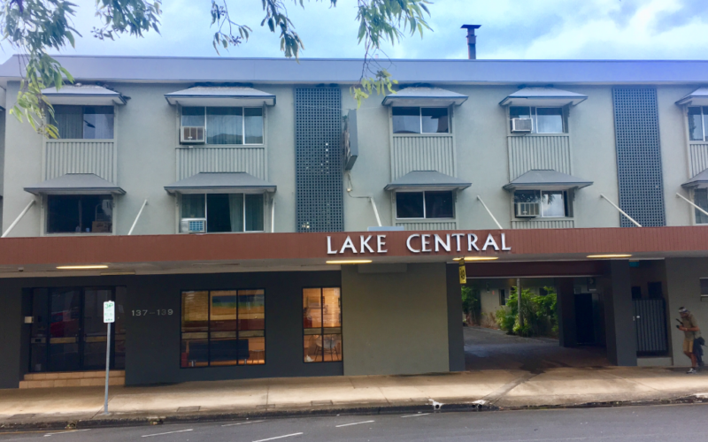 Lake Central Cairns - Street View